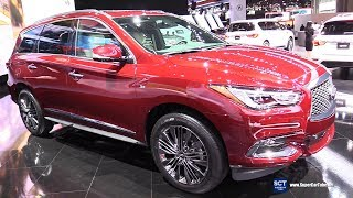 2019 Infiniti QX60 Limited - Exterior and Interior Walkaround - 2018 New York Auto Show