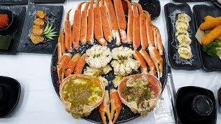 목동 대게 전문점 | 목동 맛집 먹자대게 | 목동 킹크랩 | 홍게 무한리필 |  All you can eat Crab | King Crab | Snow crab | Red crab