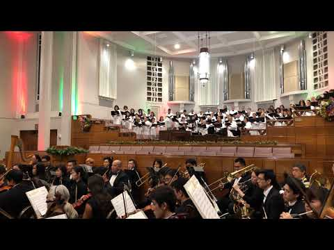 Masters in This Hall . Honolulu Stake Christmas Concert 2018