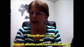 Saiba como funciona o curso EAD para Superação do Medo de Dirigir via Skype
