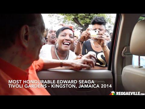 A Day with Most Honourable Edward Seaga in Tivoli Gardens [Kingston, Jamaica 2014]