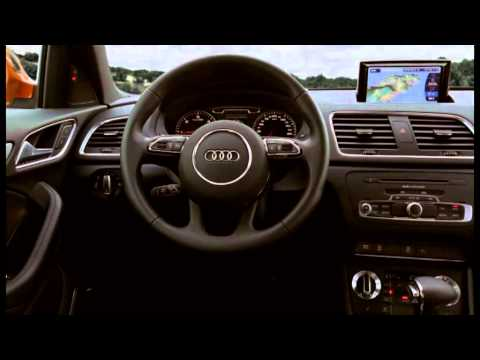 2012 audi q3 black s line interior youtube for Interieur q3 s line