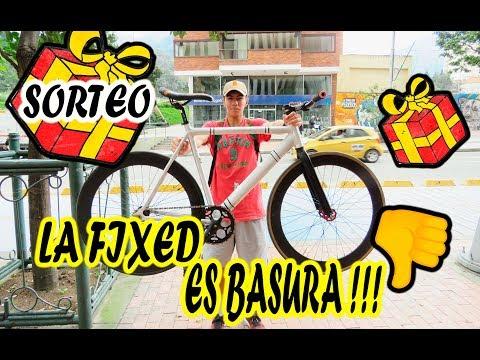 Por Esto La Fixed Es La Involución De La Bicicleta+SORTEO