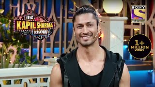 Vidyut Jammwal's Fitness Test - The Kapil Sharma Show Season 2 -  द कपिल शर्मा शो सीज़न 2