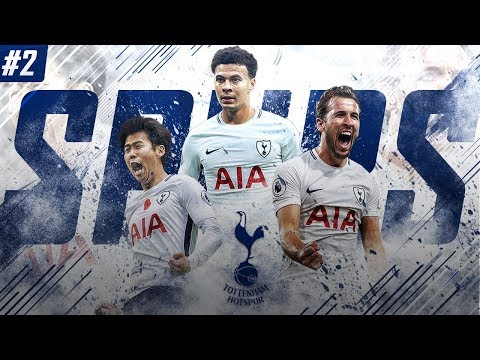 FIFA 18 Tottenham Career Mode - EP2 - Insane Defensive Midfielder Signs For Spurs!! London Derby!!