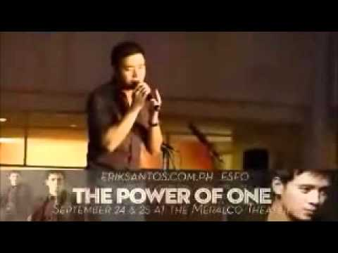 Erik Santos- I Offer My Life
