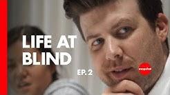 Logo Ideation & Brainstorming | Life At Blind Ep.2