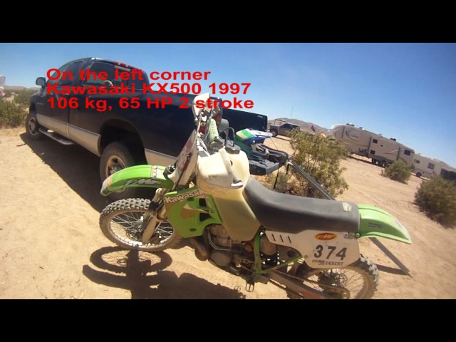 Open class 20-85 mph drag race