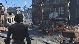 Fallout 4 Gameplay - GTX 560 Q6600 3.4Ghz 6GB PC HD