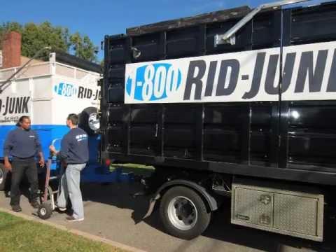 1-800-Rid-Junk, Garbage Removal, Hawthorne, NJ
