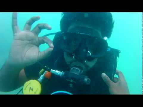 Scuba Diving First Time Experience at Havelock Island in Andaman