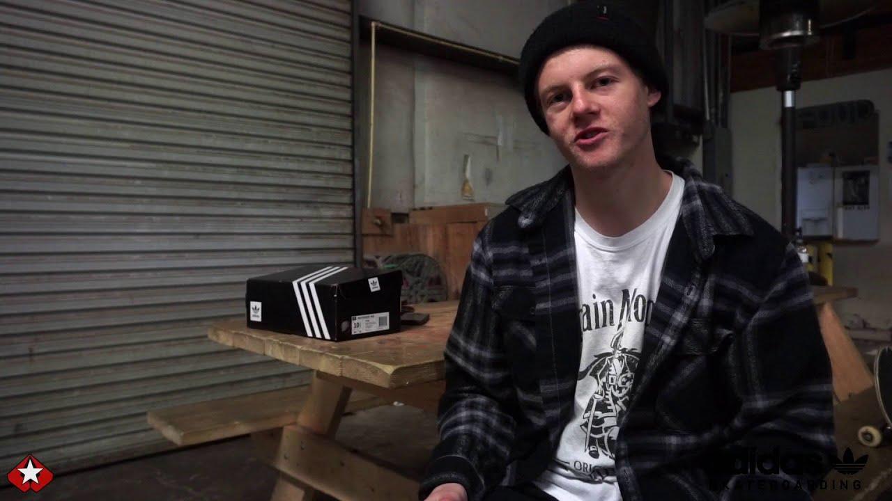 Adidas Skateboarding Match Court Mid w / Bobby YouTube