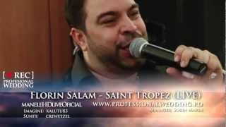 FLORIN SALAM - SAINT TROPEZ LIVE LA BOTEZ DEMARCO , manele noi, salam 2015, manele live