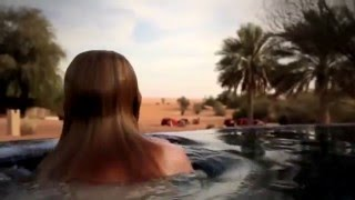 Ultimate Escape to Al Maha Desert Resort & Spa | Instagram