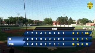 Tech Baseball vs. #7 Harding (GAC Tournament) - 5/6/17