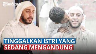 Syekh Ali Jaber Tinggalkan Bayi yang Masih Dikandung Istri, Anak Sulung Kuak Pesan Terakhir