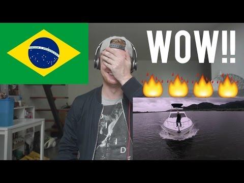 (WOW!!) Haikaiss - RAP LORD part. Jonas Bento (VIDEOCLIPE OFICIAL) // FIRST BRAZILIAN RAP REACTION
