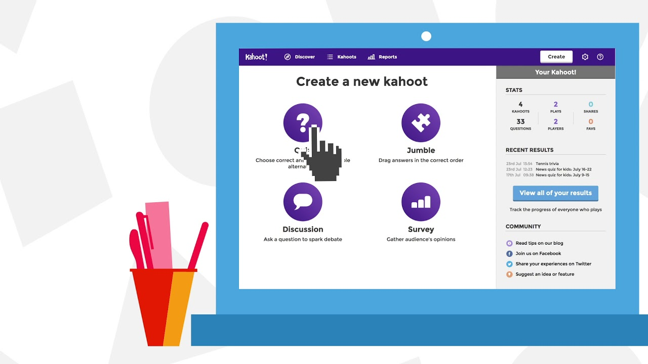 Kahoot How To Create A Kahoot Video Tutorial