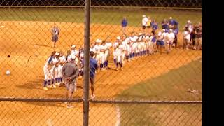 Game 3 State Champions! LHS Beats Byrnes
