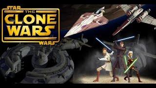 Клип. Звездные войны Войны клонов (Resistance) Clip. Star Wars The Clone Wars (Resistance)