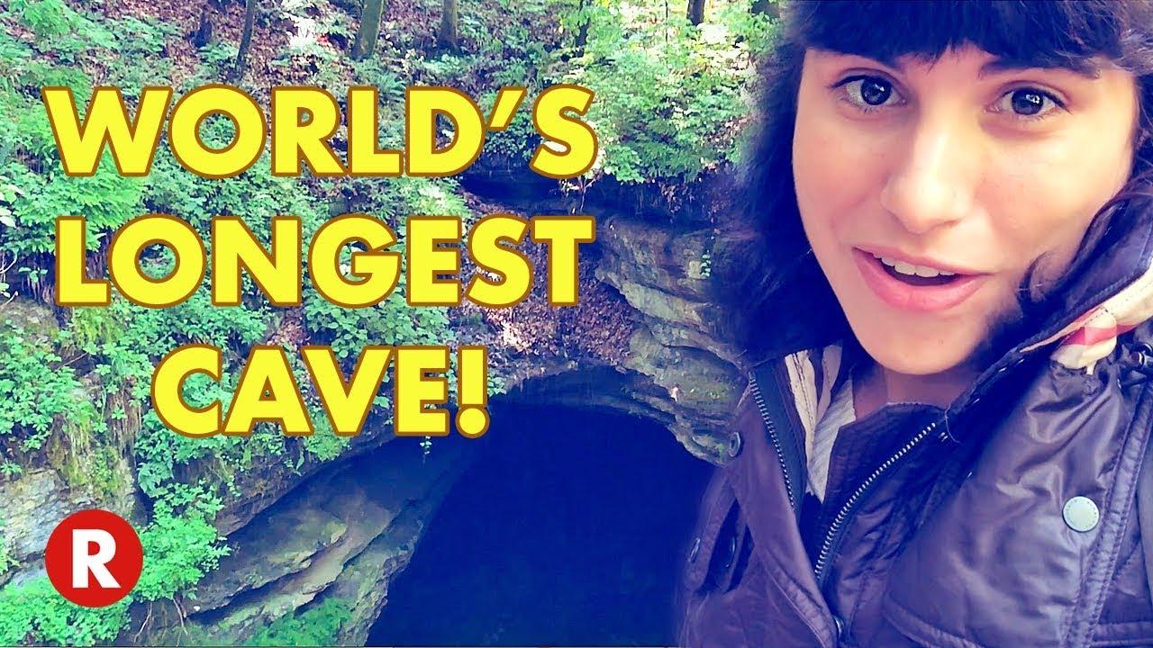 World's Longest Cave // Mammoth Cave National Park // Kentucky, USA