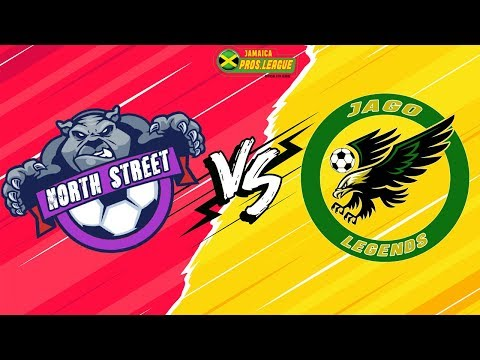 FIFA 18: North Street vs. Jago Legends (1-0) Jamaica Pros League