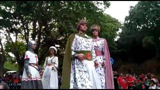 Gigantes de Fitero en Botarell, Tarragona