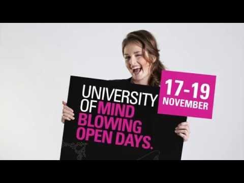 Teaser Open Dagen Universiteit Twente november 2016