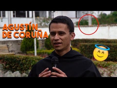 Agustín de Coruña, un fraile con olor a santidad.