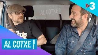 """Al cotxe   Santiago Segura: """"La gent es pensa que sóc com Torrente, i no hi tinc res a veure"""" Video"""