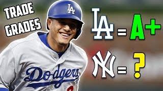 MLB Trade Deadline GRADES for EVERY TEAM - Who Won The Trade Deadline