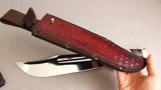 Нож Крокодила Данди |Crocodile Dundee от Златоустовских мастеров