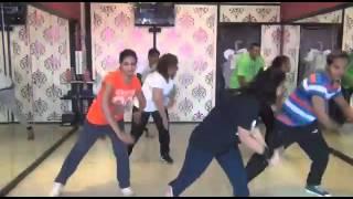 Folka Fitness - Punjab de Pind wich