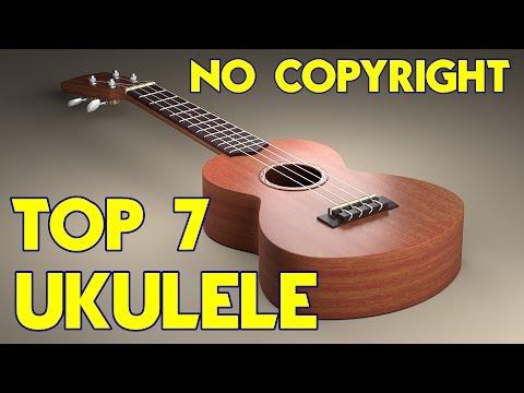 Top 7 UKULELE background music YouTubers use
