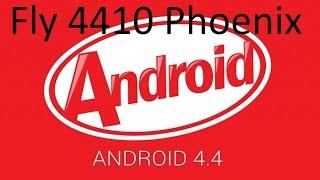 Как прошить Fly IQ4410 до Android 4.4.2 KitKat