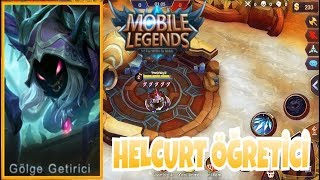 Mobile Legends - Sıralama HELCURT Oynuyoruz (Öğretici Video) #27
