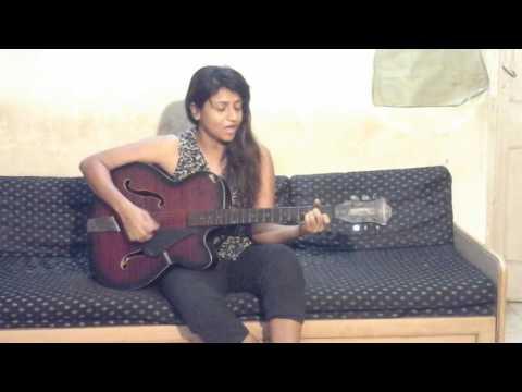 Satyam shivam sundaram acoustic guitar lata raj kapoor birthday tributecover version jayaa naad gl