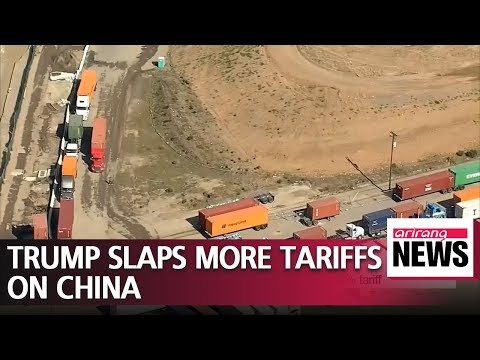 Trump threatens all-out trade war with China; tariffs on US$ 200 bil. of goods