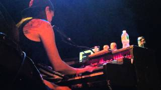 Marco Benevento and Holly Bowling - Music Hall of Williamsburg Brooklyn, NY - Sept. 26, 2015