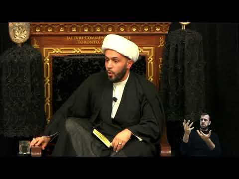 4. Lessons from the People of Paradise - Sheikh Azhar Nasser
