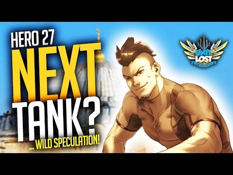 Overwatch - Turkish Exo-Suit Tank Hero? Emre Sarioglu? White Dome? (WILD Speculation)