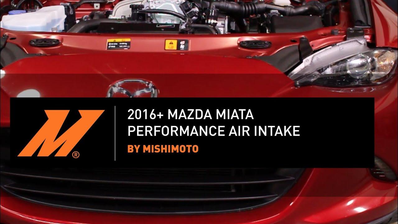2016 mazda miata performance air intake installation guide by rh youtube com 2008 Mazda 6 2006 Mazda 6 Custom