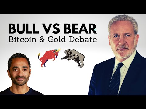 Chamath Palihapitiya VS Peter Schiff (Bitcoin Vs Gold EPIC DEBATE ANALYSIS)