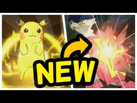 BRAND NEW POKEMON and GAMEPLAY!! - Pokémon Sun and Moon