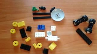 Как сделать ТРАНСФОРМЕРА из ЛЕГО. How to make Lego Transformer