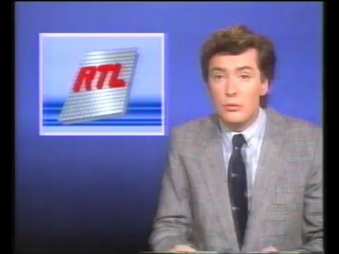 RTL Télévision | 29 Avril 1986 | JTL Digest + Fermeture Antenne
