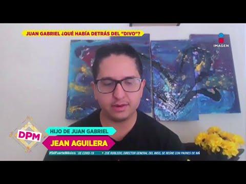Hijo menor de Juan Gabriel habla de las preferencias de su padre y Joaquín Muñoz