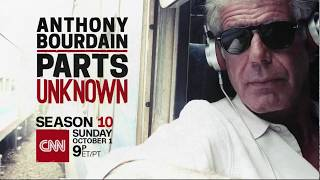 "CNN USA: ""Parts Unknown - Season 10"" bumper"