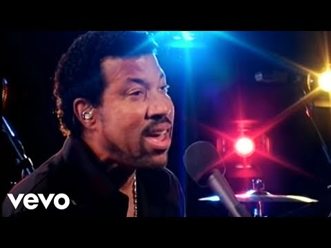 Lionel Richie - Good Morning lyrics