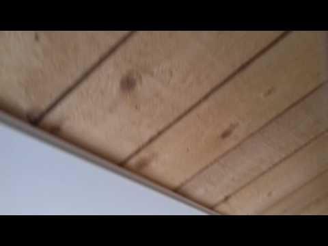 Обшиваем потолок пластиковыми панелями//We Sheathe A Ceiling Plastic Panels